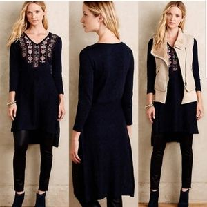 Anthropologie Akemi + Kin Sweater Tunic Dress